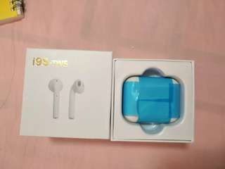 I9s Tws Wireless earpods w charging case