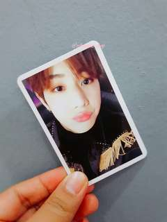 WTS/WTT GOT7 MARK FLIGHT LOG: ARRIVAL (EVER VERSION) SELFIE VERSION OFFICIAL PHOTOCARD