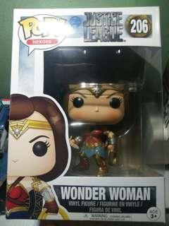 Justice League Wonder Woman #206 Funko Pop