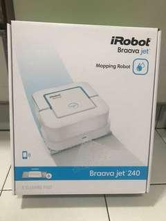 iRobot Braava Jet cleaner