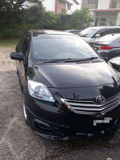 Toyota vios Gspec
