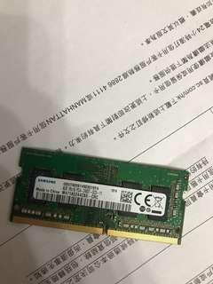Samsung 4gb ram DDr4 2400T