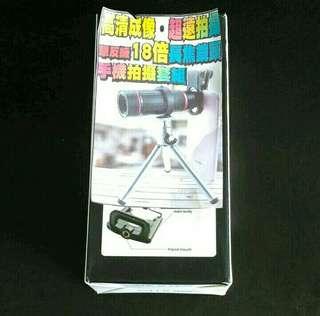 🚚 手機配備攝影組手機架+鏡頭