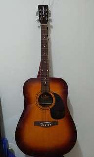舊亮面木吉他附背帶 GA-180SB