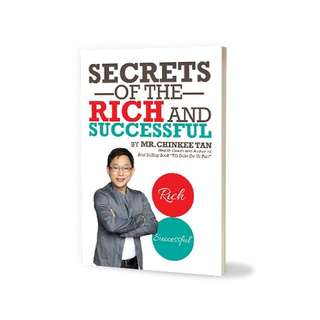 Secrets of the Rich and Successful by Chinkee Tan