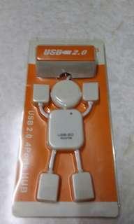 USB 2.0 4ports