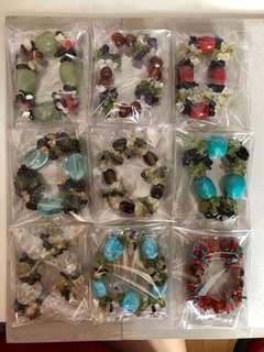 水晶石手鍊
