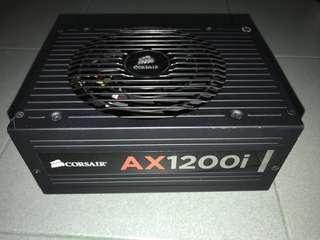 Corsair Ax1200i Platinum Psu