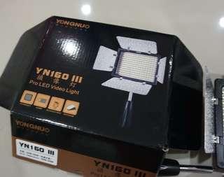 YongNuo LED 160