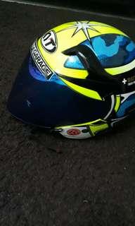 Kyt open face helmet
