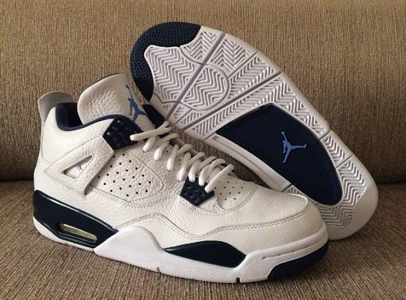 d43b794d8bfa Air Jordan 4 Legend Blue