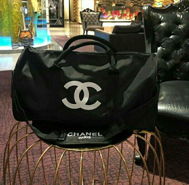 331ac7b2c3a9 Authentic Chanel VIP gift bag, Luxury, Bags & Wallets, Handbags on ...