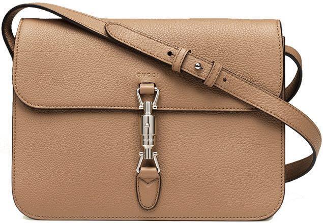 fd8aead7775d6d Authentic) Gucci Jackie Soft flap bag, Luxury, Bags & Wallets ...