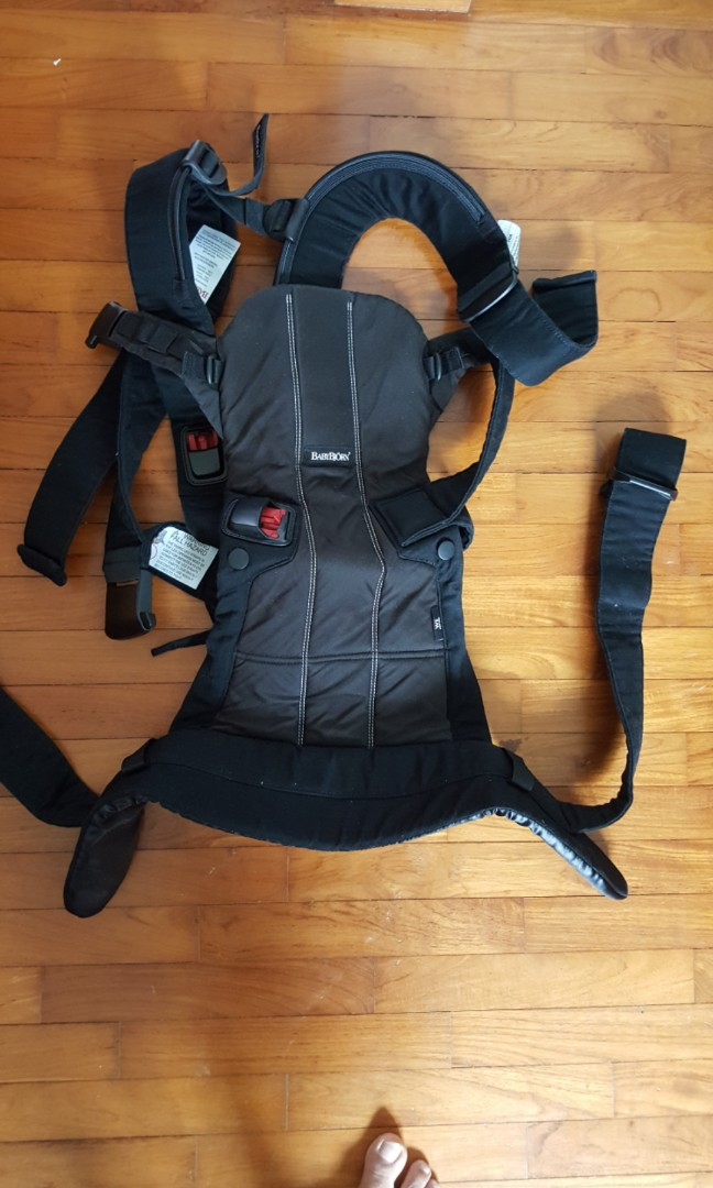 cafb4b0a858 Original BabyBjorn Baby Carrier (we carrier)