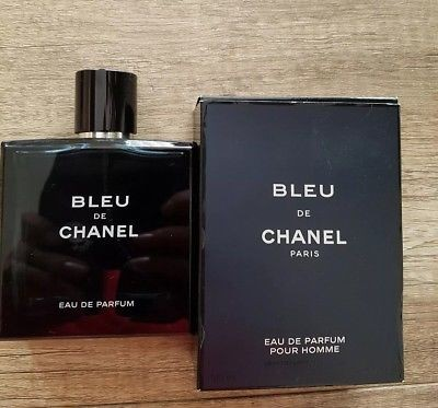 Bleu De Chanel Eau De Parfum 100ml Original Box Health Beauty