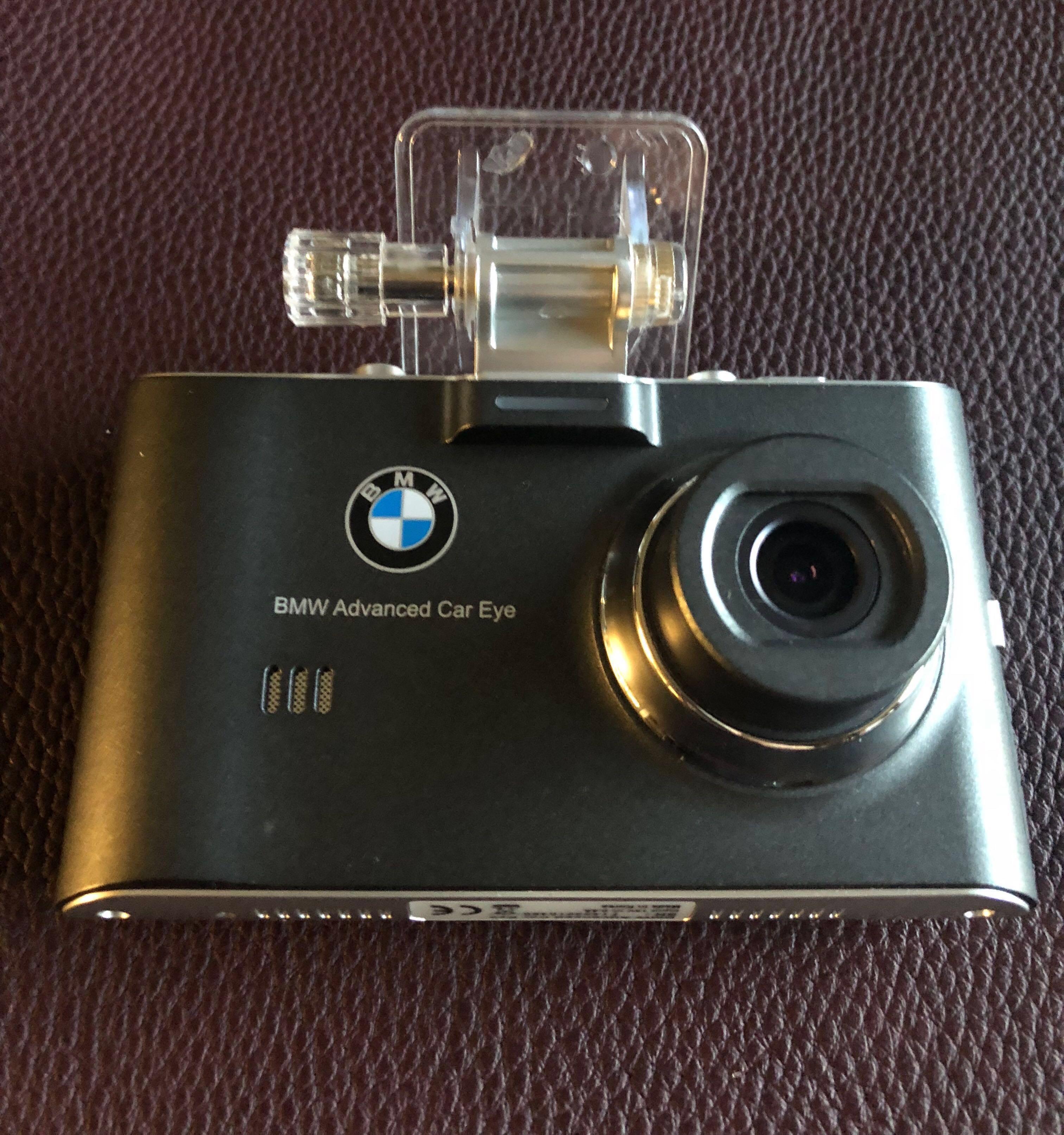 Bmw Car Cam Camera Advanced Car Eye Front And Rear Car