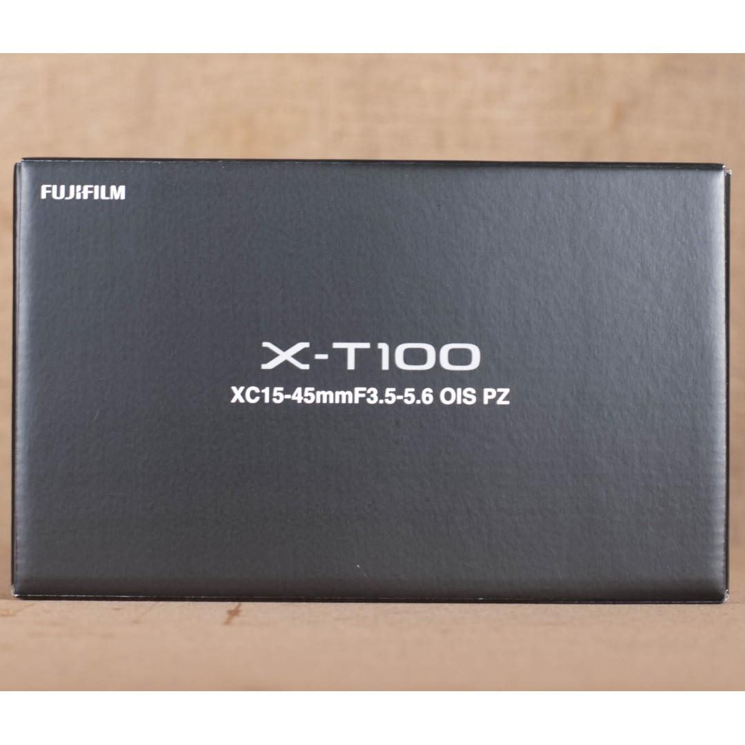 Tempat Jual Fujifilm X A5 Xa5 Kit Lens Xc 15 45mm Dark Silver Sd A3 16 50mm Mini 8 Sd16gb Hitam Brand New T100 With Fuji 45mmfujiph Unit