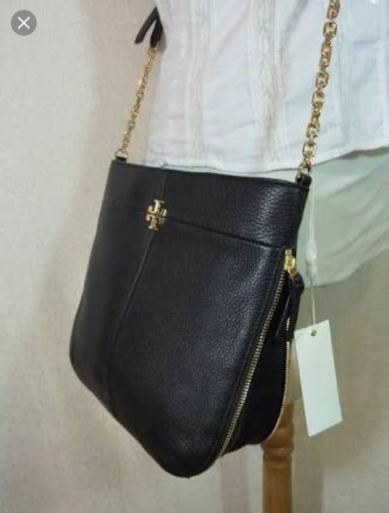 d18f9315c2c7 Brand New  Authentic - REPRICED  Tory Burch Ivy Convertible Shoulder ...