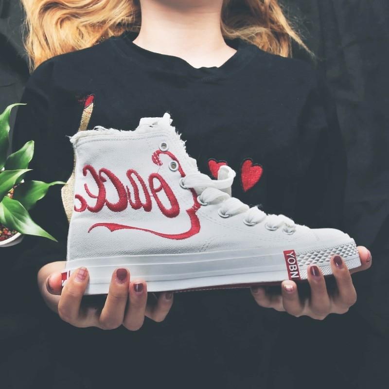 1f288d0a5917 Coca Cola x Converse Canvas high top sneakers shoe sneaker shoes ...