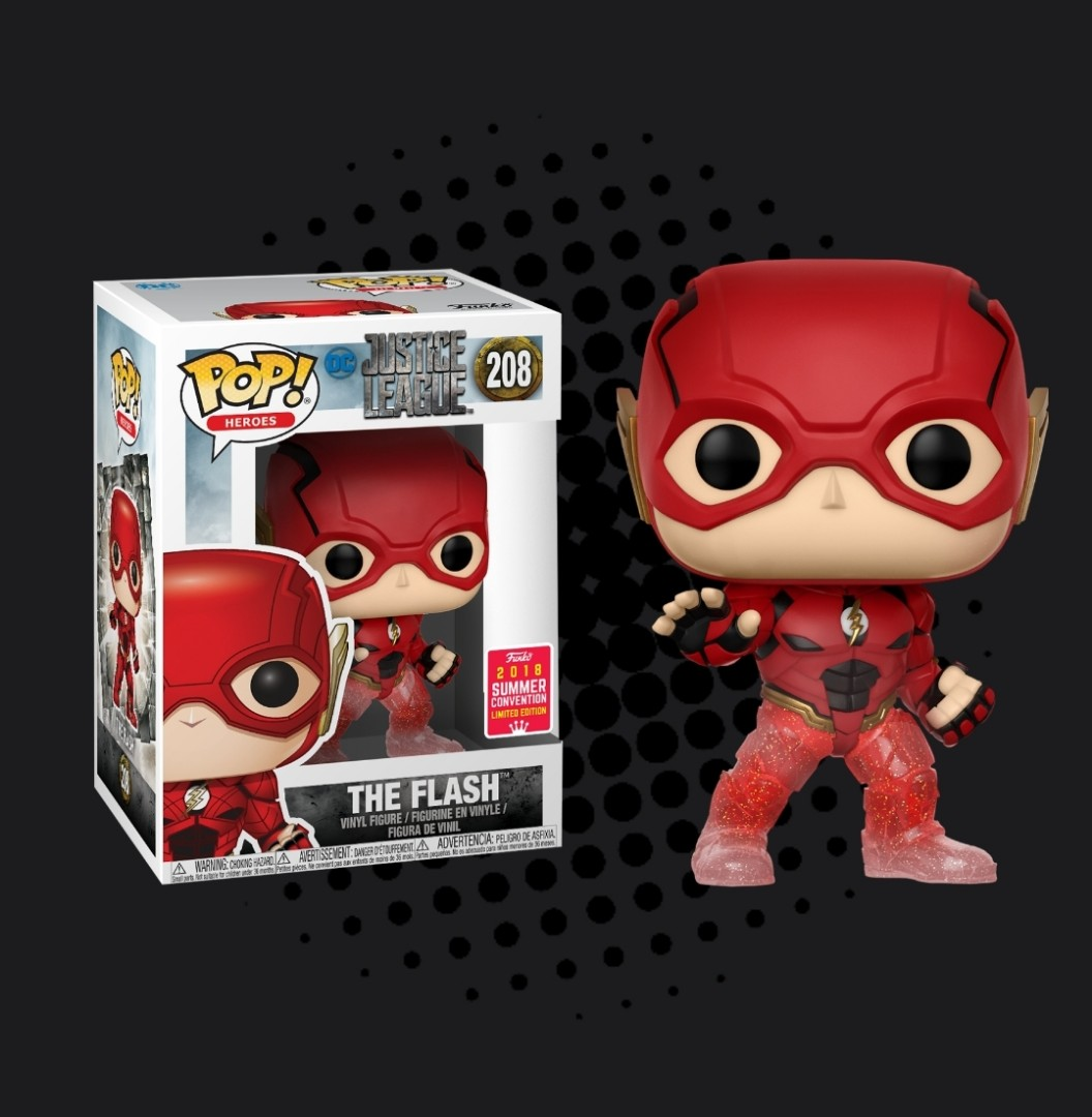 Funko Pop Dc Super Heroes Red Hood Sdcc Summer Convention