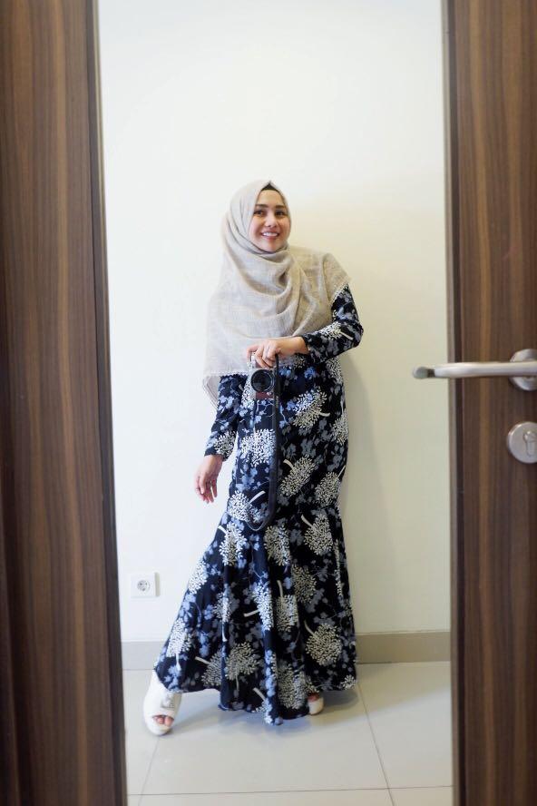 Gamis Duyung Size S M L Xl Olshop Fashion Olshop Muslim On