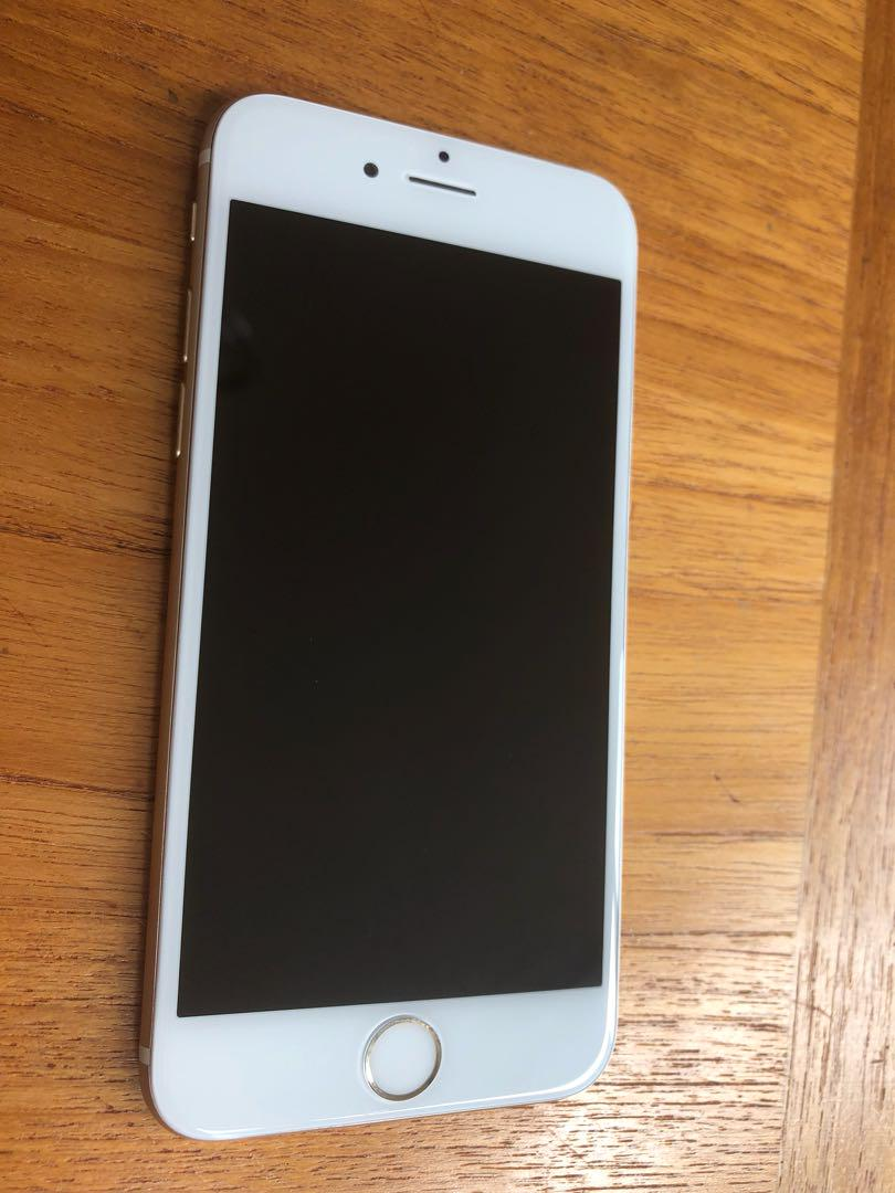 Gold iPhone 6 (16GB)