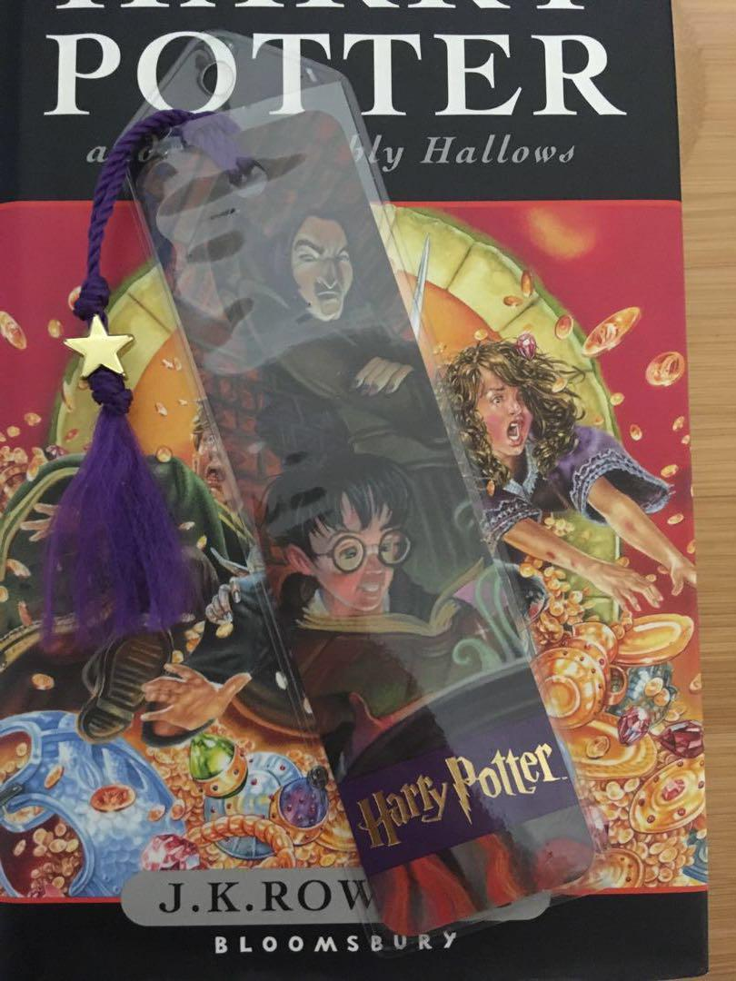 Harry Potter and the Dealthy Hallows (Hardcover)