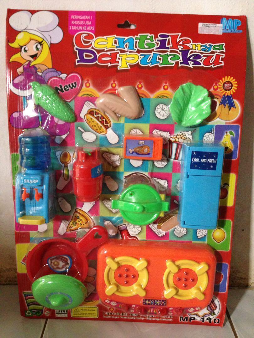 Mainan Anak Perempuan Masak Masakan Bayi Anak Mainan Baby Walker Di Carousell