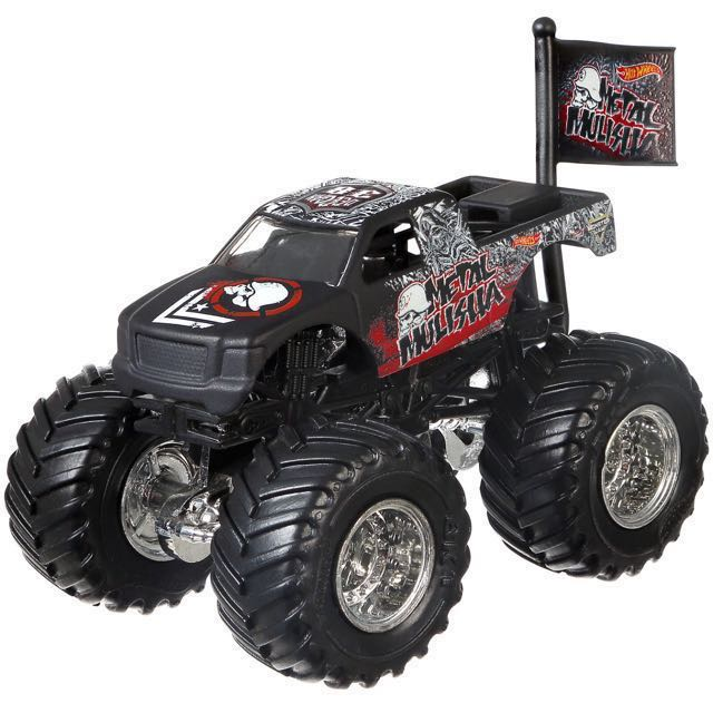 Hotwheels & Other Monster Jam Truck Toy Cars Diecast & Vehicles