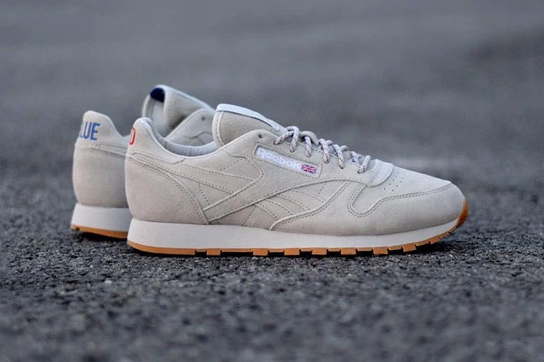 official photos a53df 0e37d Reebok x Kendrick Lamar Classic Leather, Men s Fashion, Footwear, Sneakers  on Carousell