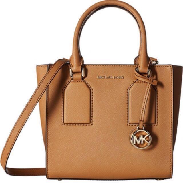 02922922e795 Stock Available - Michael Kors MK Selby MD Satchel Bag Handbag ...