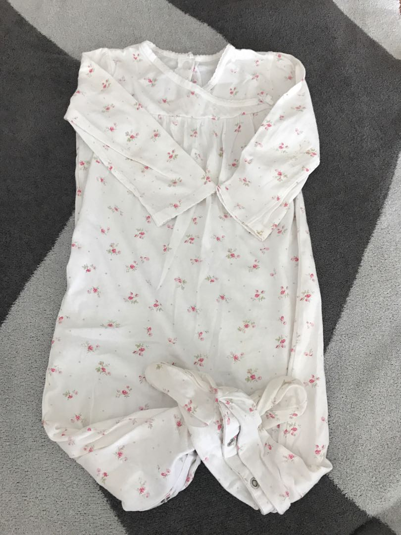 The little white company pyjamas 18-24 months