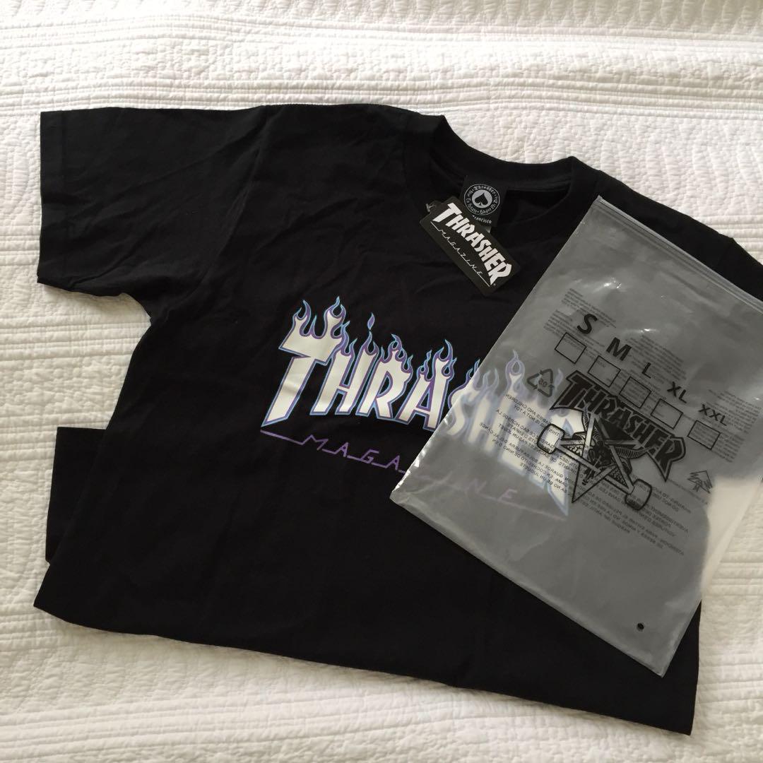 thrasher shirt