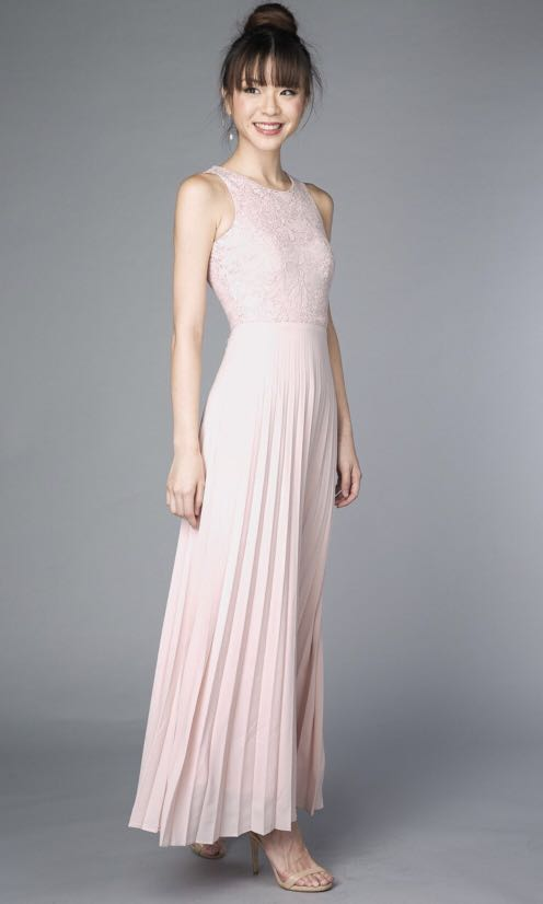 9c345effdf TVD thevelvetdolls summer romance maxi - Bridesmaid Dress