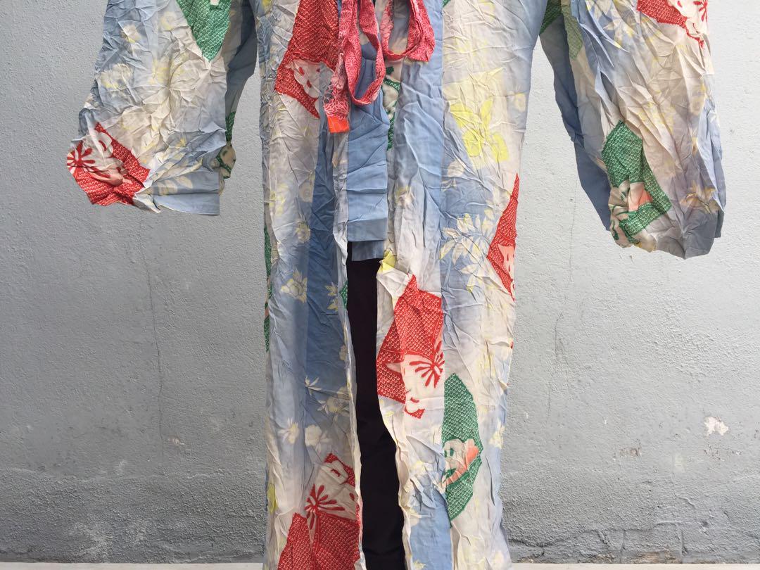 Vintage Kimono (Long)