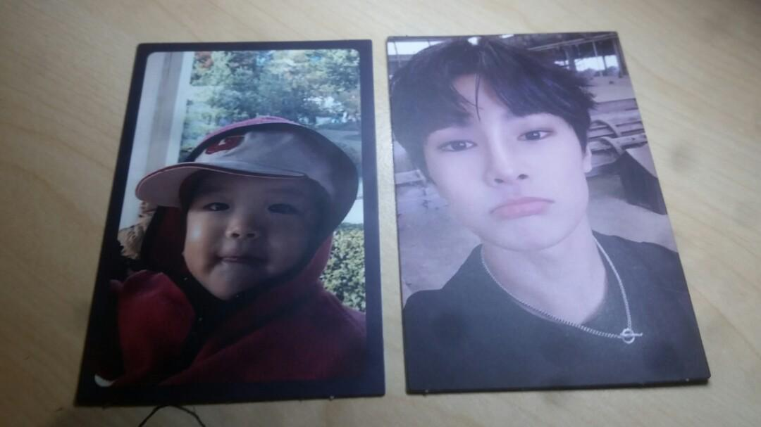 [WTS] Stray Kids I AM NOT Photocards