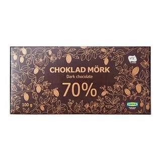 🚚 黑巧克力