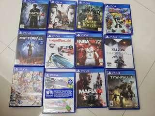 PS4 Games 中文版