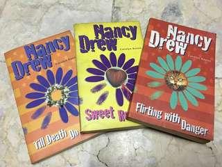 Nancy Drew Bundle