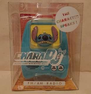 史迪仔 收音機玩具  收藏用[請閱產品描述] DISNEY STITCH RADIO TOY