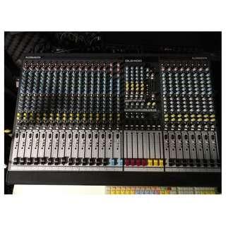 Allen & Heath GL2400/24 channel  4 buss mixing console - pristine condition