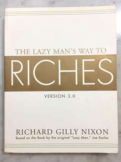 The Lazy Man's Way to Riches 3.0 Revised Edition by Gilly Richard Nixon (Author)