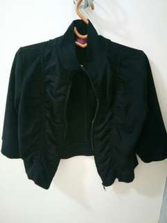 Black Bolero Jacket for dress or any occasion