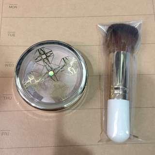 🚚 日本 Only Minerals 礦物粉底 2.5g