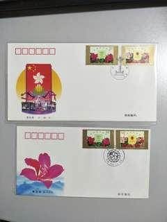 A/B FDC 1997-10 HK Return