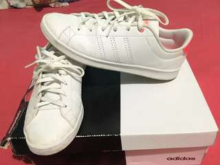 Adidas White Rubber Shoes