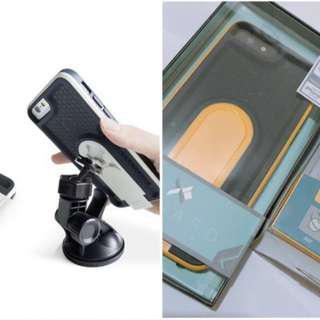 🚚 X-Guard iPhone 6/6s 手機殼+車架組