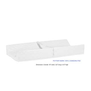 Pottery Barn - Vinyl Changing Table Pad
