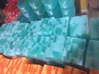 Glycerin whitening soap