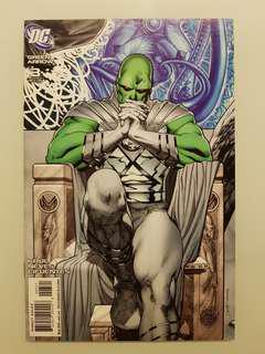Green Arrow (2010) #3 Variant NM-